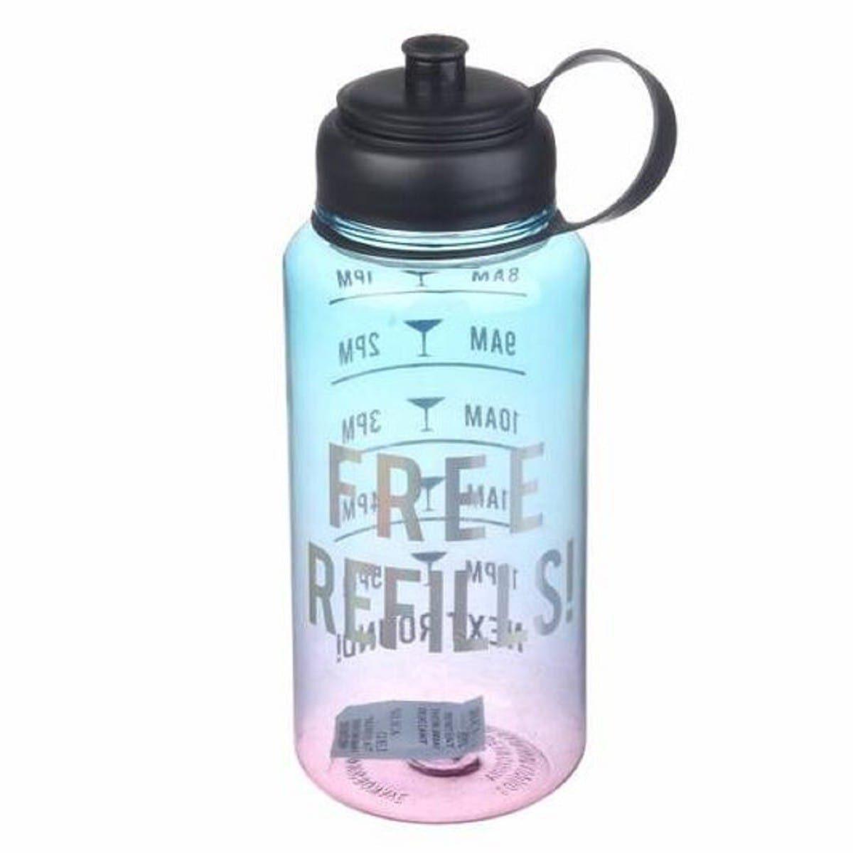 Спортивна пляшка Free Refills 1000 мл.