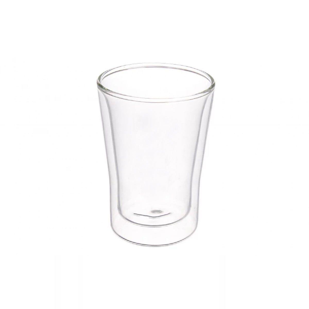 Стакан скляний з подвійним дном, 350 мл.