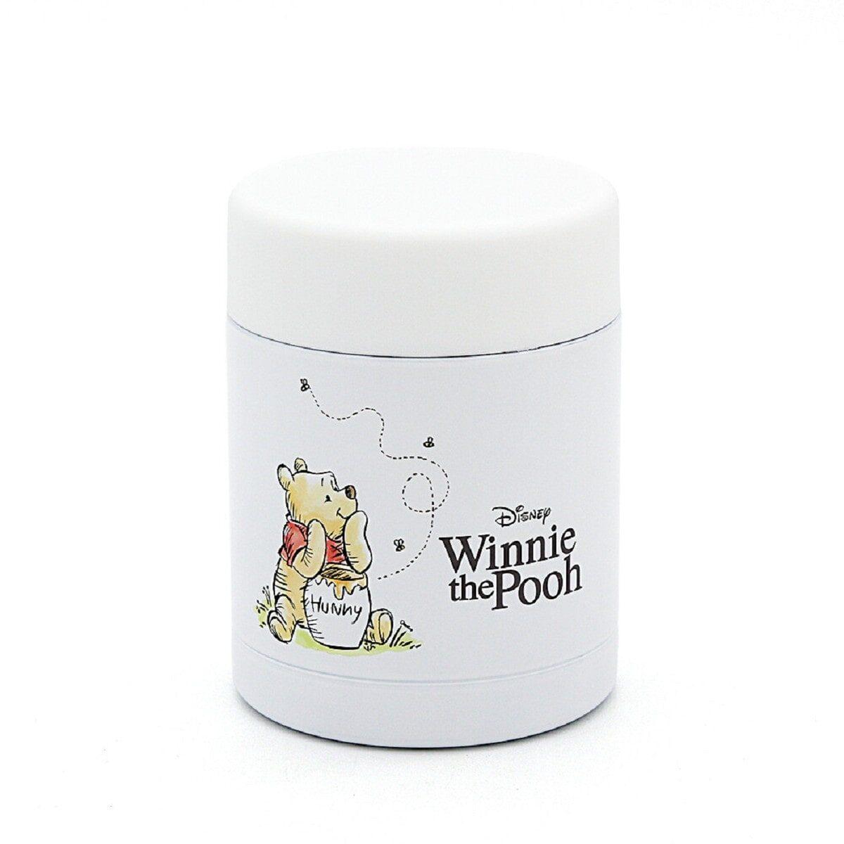 Термос для їжи Winnie the Pooh 350 мл, білий