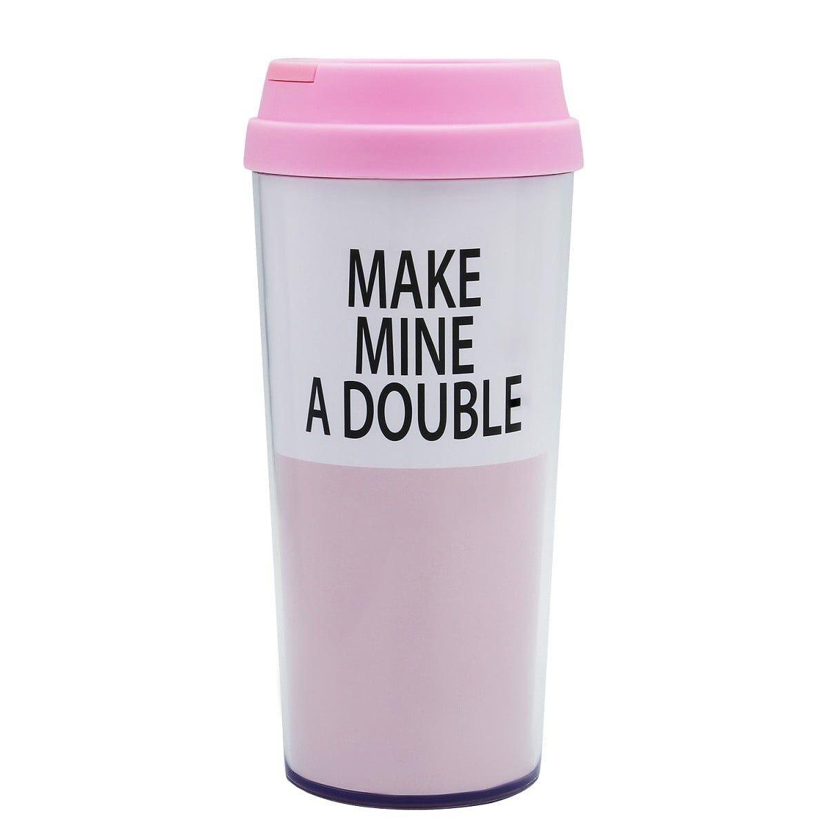 Tермостакан для напоїв Make mine a double 450мл